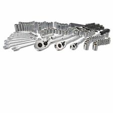 Mechanics Tool Set 201 Piece Stanley STMT71654 Kit Made in USA Chrome Repair Job