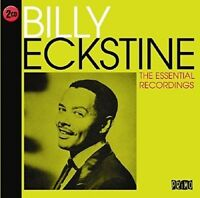 BILLY ECKSTINE - ESSENTIAL RECORDINGS  2 CD NEW+