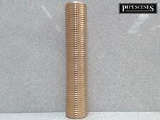 """1/2"""" BSP lunghi in esecuzione NIPPLE IN OTTONE 4"""" lungo ideale per i connettori SERBATOIO su misura"""