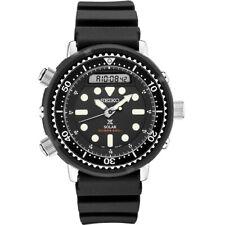 Seiko Prospex Men's Black Watch - SNJ025