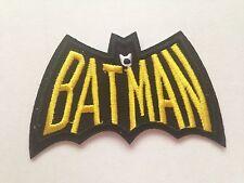 Batman Iron on Applique patch
