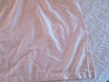 Royal Velvet Light Peach, Lavender, White Checked Tailored Full Bedskirt