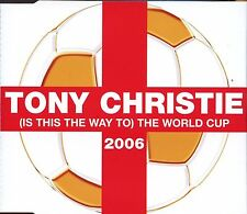 Tony Christie / (Is This The Way To) The World Cup 2006 - MINT