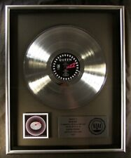 Queen Jazz Lp Platinum Riaa Record Award Elektra Records To Brian May
