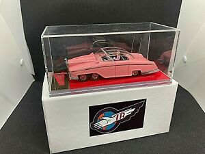 ADOVANTAGE 1:43 DIECAST THUINDERBIRDS FAB 1 - ONLY 1 OF 7 IN UK - MIB