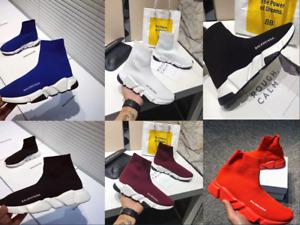 Herren Damen BB Socken Sneakers, Freizeitlaufschuhe, Outdoor-Sportschuhe