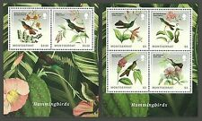 Birds Sheet Montserratian Stamps