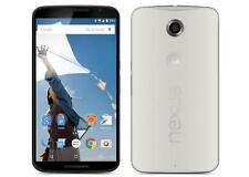 UNLOCKED Motorola Google Nexus 6 XT1103 64GB (WHITE) Global GSM 4G LTE Phone