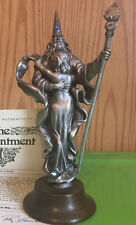 Limited edition Perth Pewter 'Enchantment' sculpture by Ray Lamb