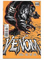 VENOM #1 3rd Printing Orange Variant Marvel Comics 2011 Spider-Man VERY RARE NM-