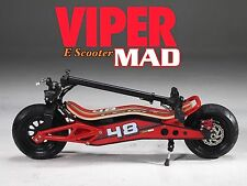 1000W 36V Electric Scooter, Viper Mad, New 2017 Model, Lithium Batteries,