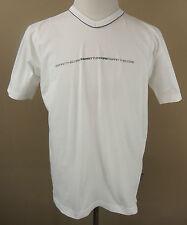 Sportliches ESPRIT Kurzarm Shirt, Hemd 100% Baumwolle weiß Gr. L