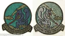 Patch original Vietnam USAF 18th Tactical Fighter Squadron ( 186 )