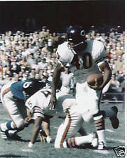 CHICAGO BEARS SPECIAL H.O.FERS GALE SAYERS/DICK BUTKUS COLOR 8X10 PHOTOS