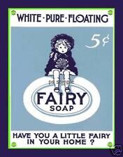 Fairy Soap - Vintage Ad Fridge Magnet