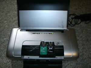 HP Deskjet 460 Mobile Inkjet Printer - Works Well