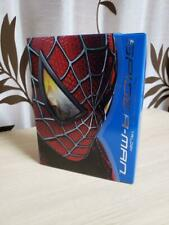 Spider-Man ™ Trilogy Limited Special Box [Blu-ray] DVD 4disc Rare from Japan