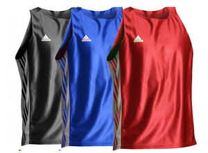 adidas Boxing Training Competition Jersey Shirt - ADITB142