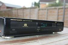 Marantz CD-63 Disco compacto estéreo reproductor de CD (ver descripción)