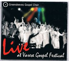 GREENSLEEVE GOSPEL CHOIR LIVE AT VARESE GOSPEL FESTIVAL CD SIGILLATO!!!