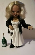 "McFarlane Toys ""Bride Of Chucky "" Tiffany Figure  / Doll Movie Maniacs 5.5"""