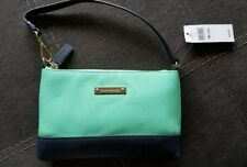 Banana Republic, clutch, NWT, blue and teal