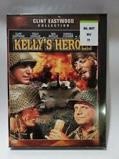 Kellys Heroes (DVD, 2000, Clint Eastwood Collection), BRAND NEW,  FACTORY SEALED