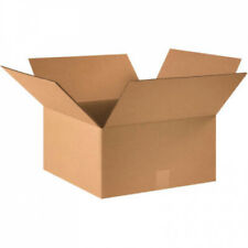 Corrugated Cardboard Shipping Packing Boxes 16 x 16 x 8 25 Pack Mailing Box
