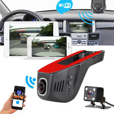 HD 1080P WIFI Car DVR Camera Video Recorder Dual Lens Dash Cam DC 5V 1~2A Safety
