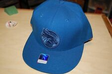 Charlotte Bobcats Reebok Fitted Size 7 3/4 & 7 7/8 Hat Cap Basketball