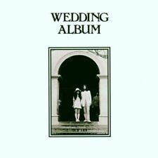YOKO ONO / JOHN LENNON WEDDING ALBUM LTD WHITE COLOURED VINYL BOX SET IN STOCK