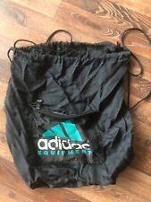 Adidas Altes Logo 90er Rucksack Fitness Tasche Turnbeutel Sportbeutel Vintage