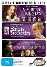 My Best Friend's Wedding  / Erin Brockovich  / Mona Lisa Smile  NEW & SEALED  RW