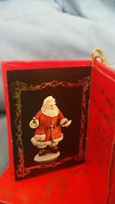 "Duncan Royale - ""Soda Pop"" & ""Kris Kringle"" Santa Claus Booklets/Ornaments 1983"
