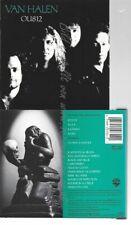 CD--VAN HALEN   --OU812