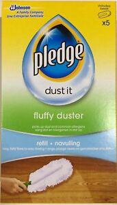 Pledge Fluffy Duster Refills-5
