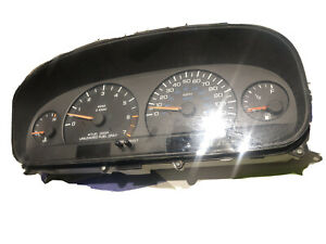97 98 99 00 Dodge Caravan Plymouth Voyager Instrument Cluster Tacho RED PLUG