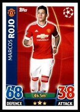 Match Attax Champions League 15/16 Marcos Rojo Manchester United FC No. 327