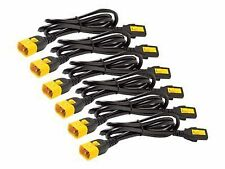 APC 0.6m C13 to C14 Power Cord Kit