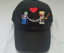 """Lego Joker and Harley Quinn """"Chained Love"""" Dad Hat by """"Yawd Clothes"""""""