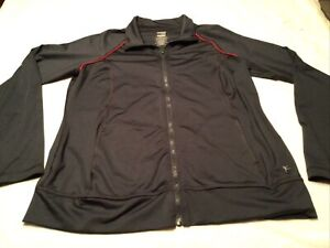 Danskin Now Womens Jacket Size Large Semi-Fitted