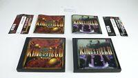 [ NEAR MINT ] King's Field I + II NTSC J Japan PS1 PlayStation 1 Dark Souls