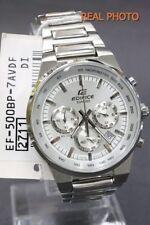 Casio Edifice Stainless Steel Case Quartz (Battery) Watches