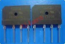 EIC/SANKEN ZIP-4 SILICON BRIDGE RECTIFIERS RBV5006 IC