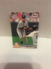 2001 Stadium Club Derek Jeter #2