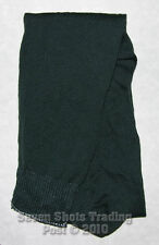 "100% Cotton Long Over the Knee Socks - (Dark Green) - Colonial/Re-Enacting-""NEW"""