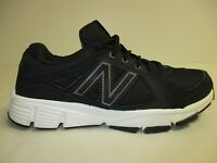 New Balance Size 8 M 577 Black Training Running Sneakers New Mens Shoes