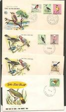 Birds Australian Stamp Covers
