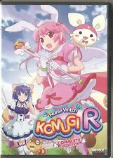 NURSE WITCH KOMUGI R COMPLETE ANIME COLLECTION (DVD, 2017, 3DISC SET)