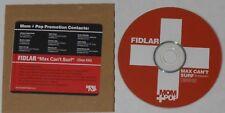 Fidlar  Max Can't Surf  U.S. promo cd
